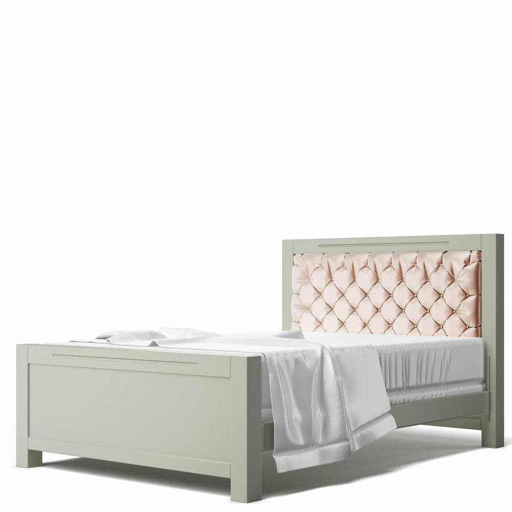 Romina Ventianni Full Bed / Tufted
