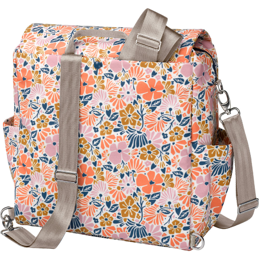 Petunia Pickle Bottom Boxy Backpack - Wildflowers Of Westbury