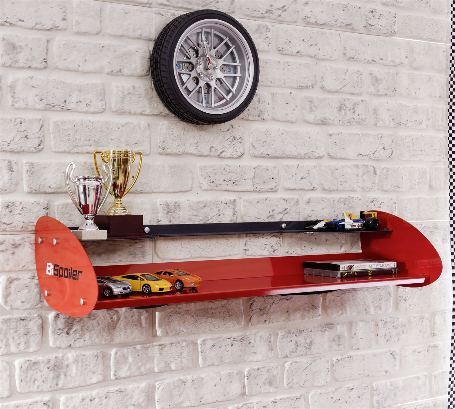 Cilek Champion Racer Hanger Shelf