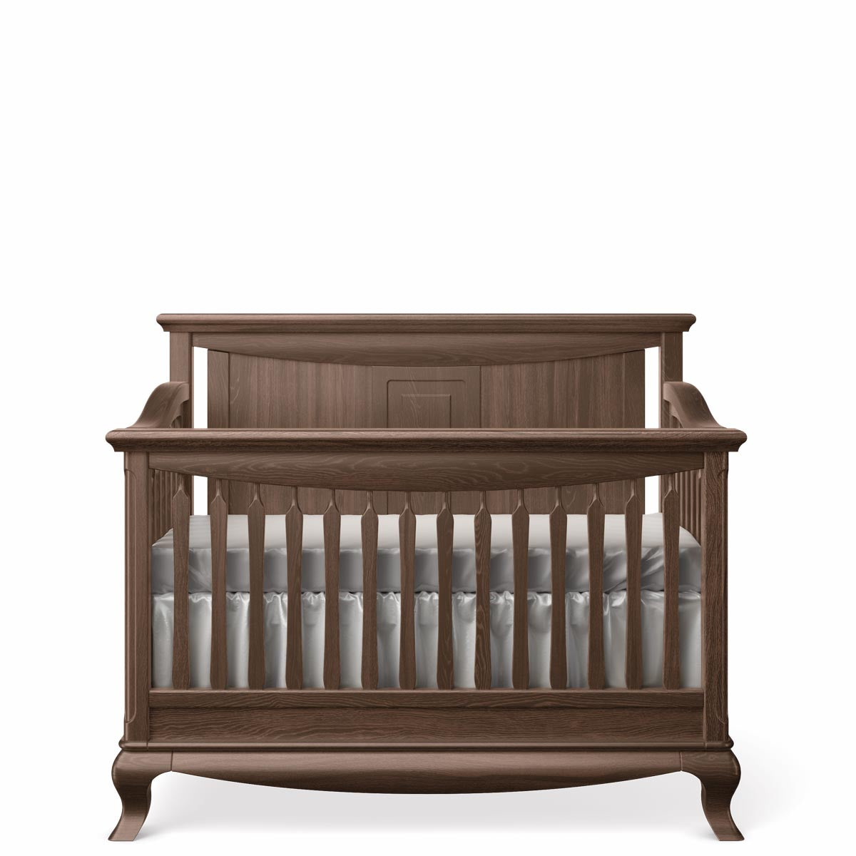 Romina Antonio Convertible Crib / Solid Back