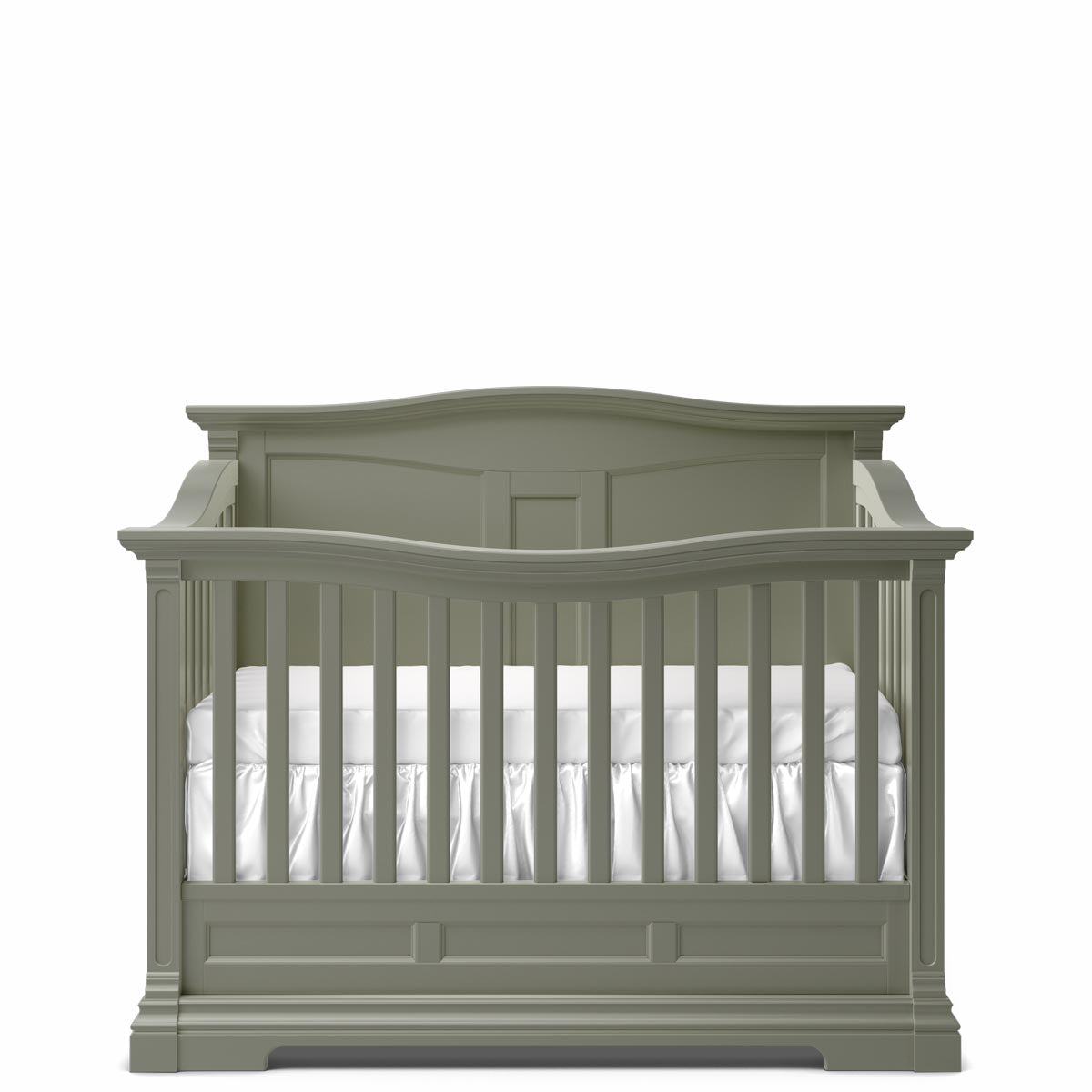 Romina Imperio Convertible Crib / Solid Panel