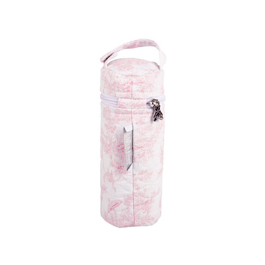 Theophile & Patachou Feeding Bottle Bag - Sweet Pink