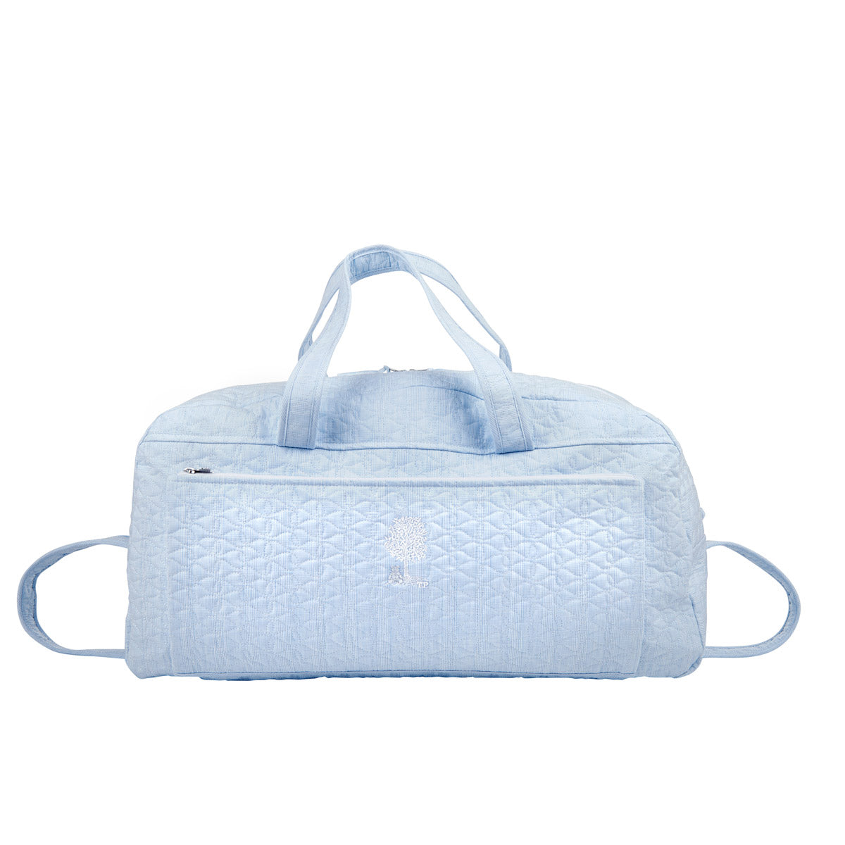 Theophile & Patachou Week-End Bag Quilted - Sweet Blue