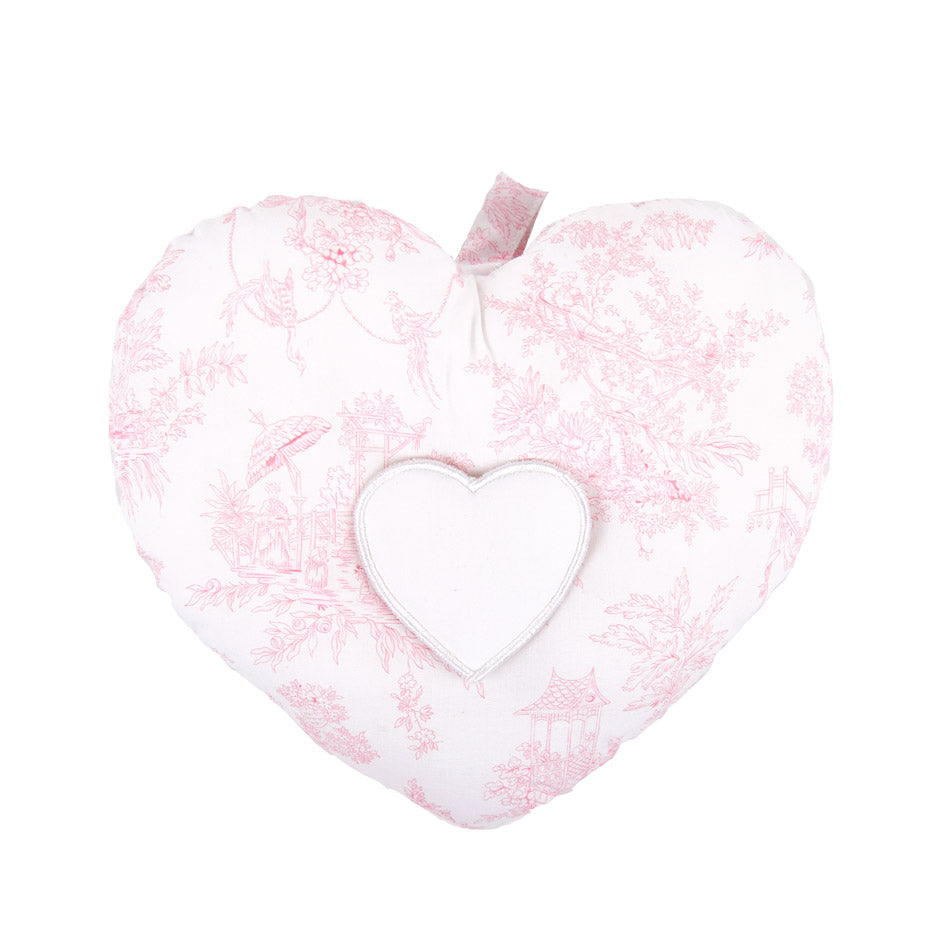 "Theophile & Patachou Musical Cushion ""Cloud"" - Sweet Pink"