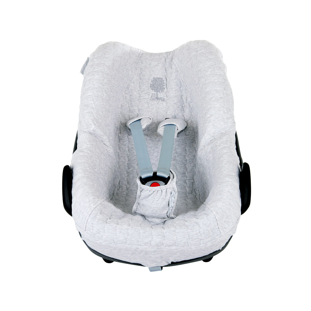 "Theophile & Patachou Cover for Car Seat ""Pebble & Pebble+"" - Grey"