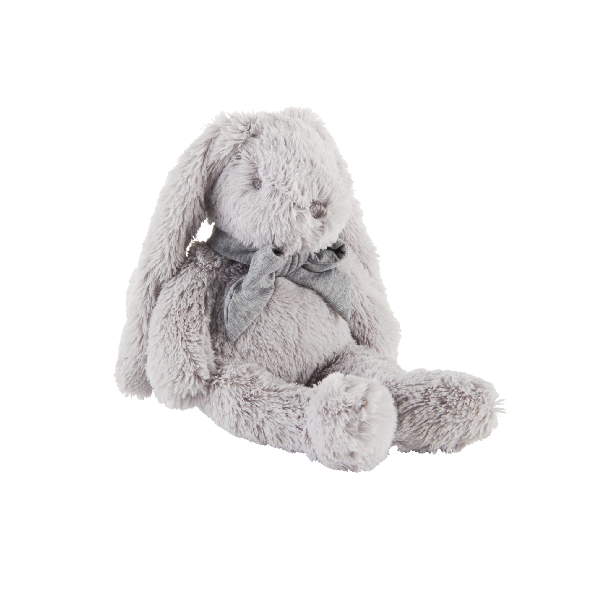 Theophile & Patachou Musical Rabbit Grey for Baby - Grey