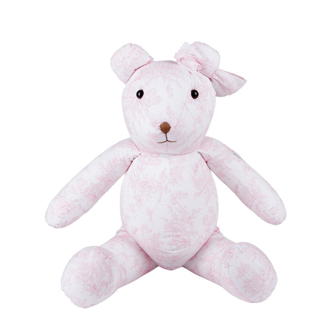 Theophile & Patachou Iconic Teddybear for Babyroom - Sweet Pink