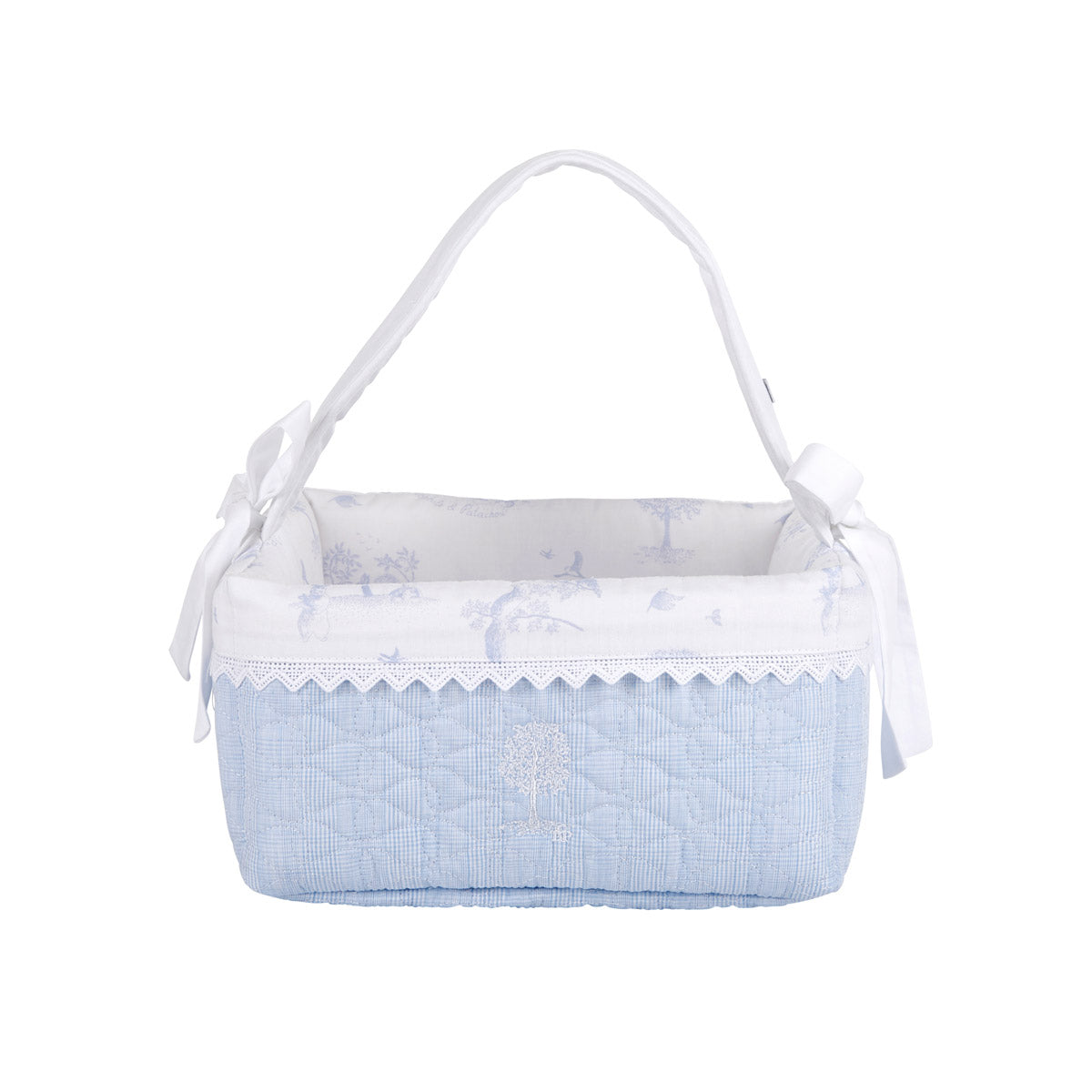 Theophile & Patachou Baby Bath Vanity Case - Sweet Blue