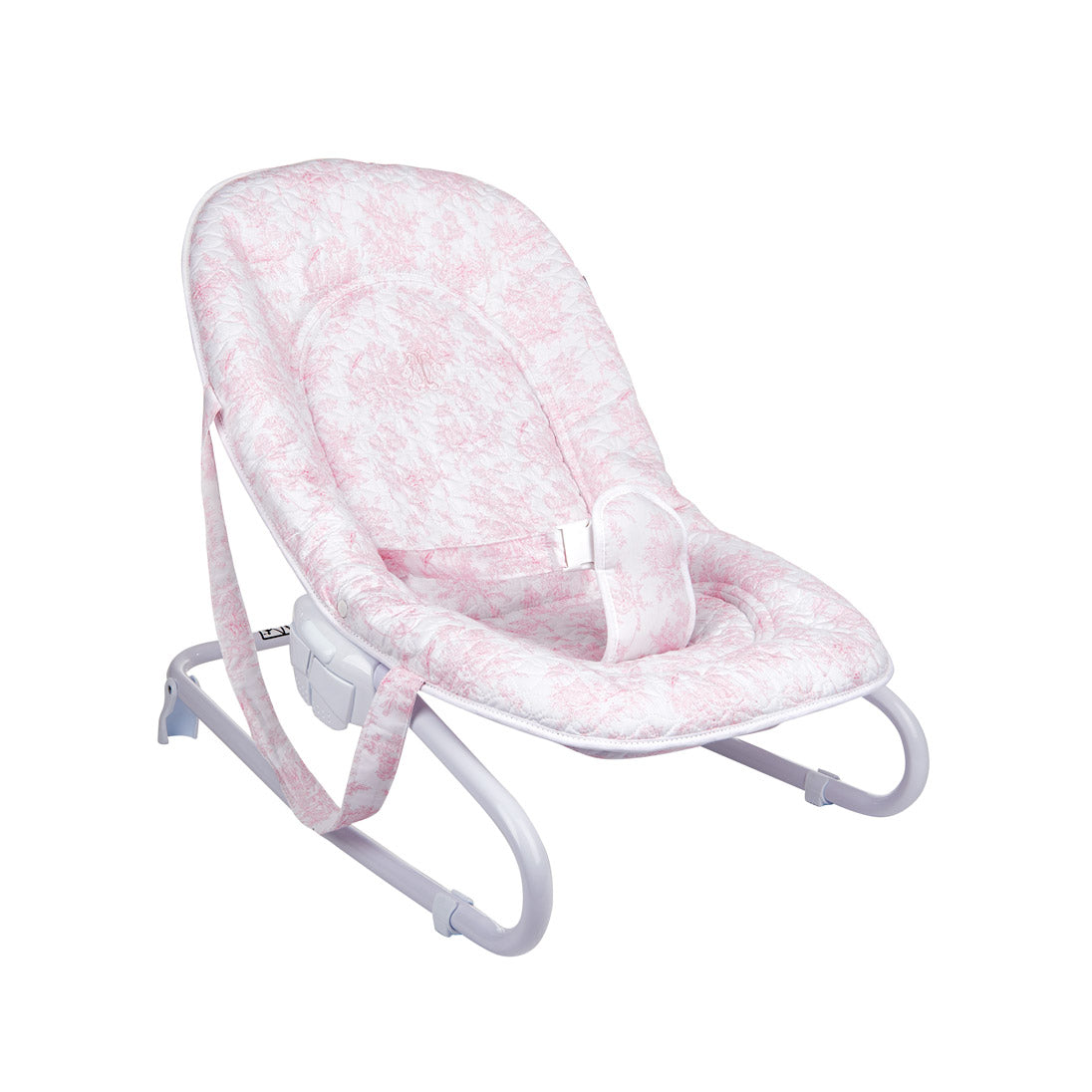 Theophile & Patachou Baby Seat Quilted - Sweet Pink