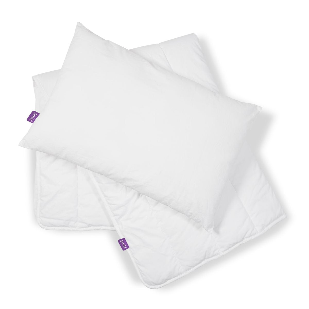 Snuz Cot Duvet and Pillow Bundle
