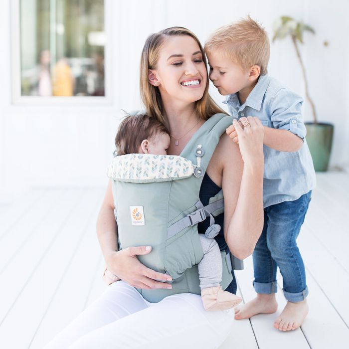 Ergobaby Adapt Baby Carrier - Sage