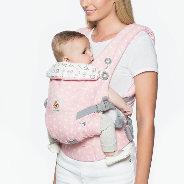 Ergobaby Adapt Baby Carrier - Limited Edition Hello Kitty Play Time