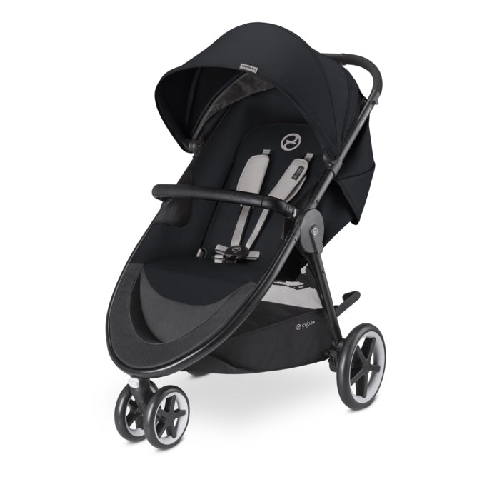Cybex Agis M-Air3 - Stardust Black