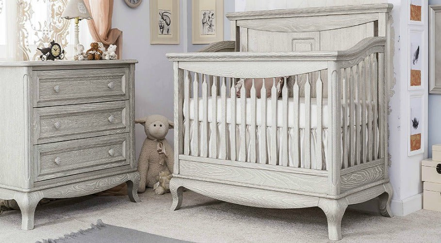 Romina Antonio 3 Piece Cot Bed Set