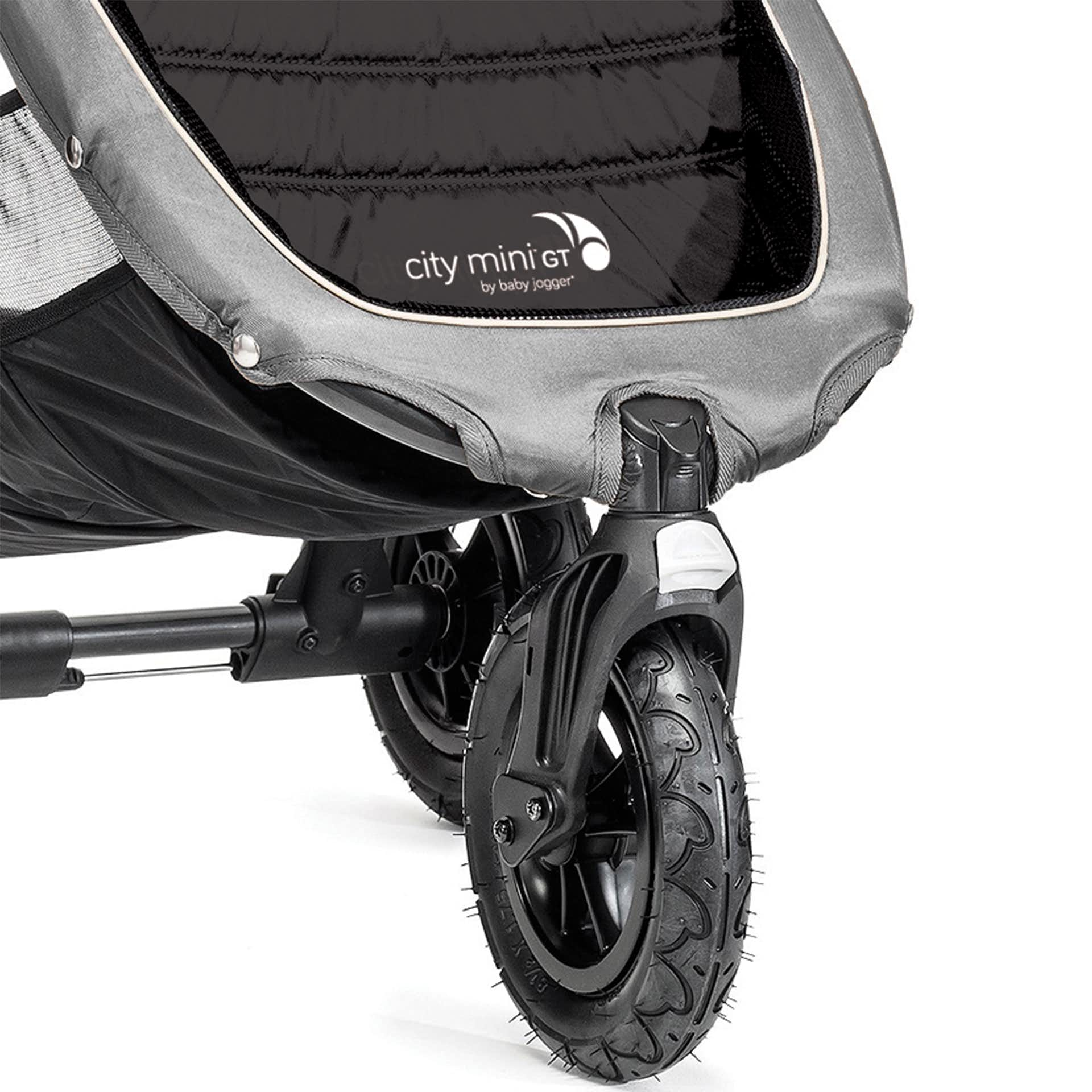 Baby Jogger City Mini GT Single Pushchair - Steel Grey