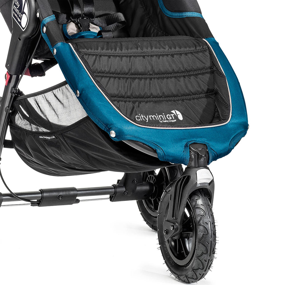 Baby Jogger City Mini GT Single Pushchair - Teal/Grey