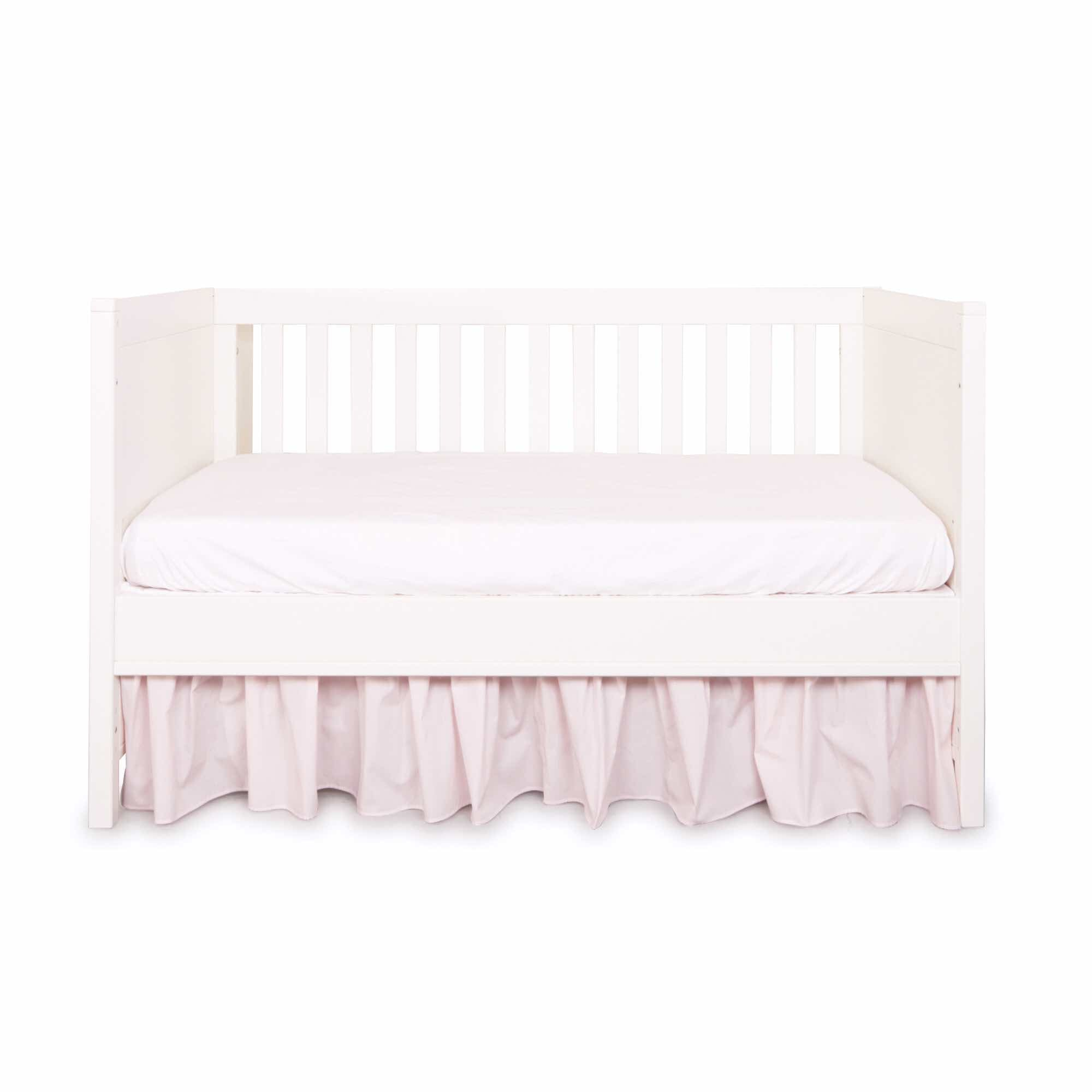 Theophile & Patachou Bed Skirt 60cm - Royal Pink
