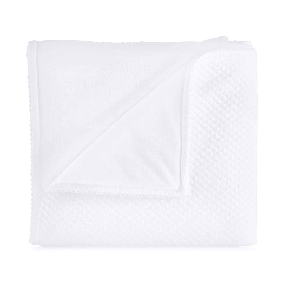 Theophile & Patachou Blanket - Royal White