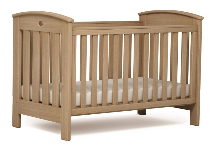 Boori Classic Almond 3 Piece Cot Bed Set