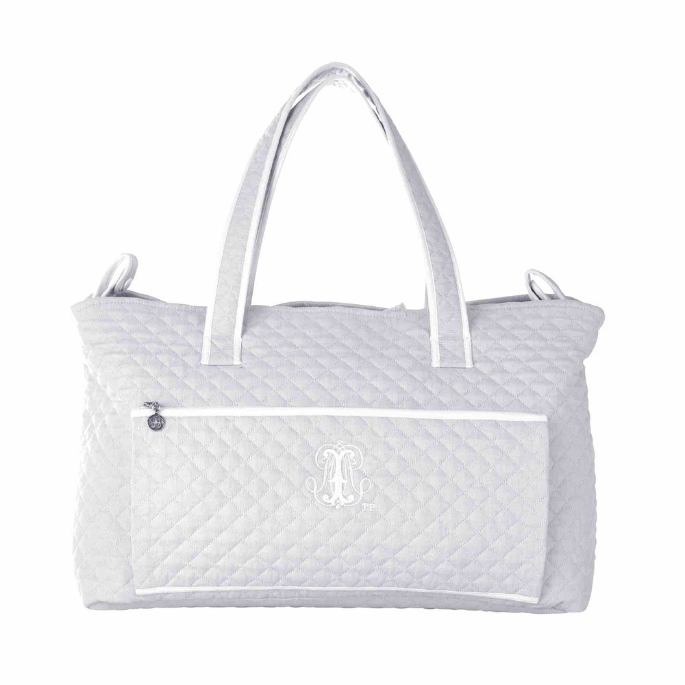 Theophile & Patachou Changing Bag + Mat - Pearl