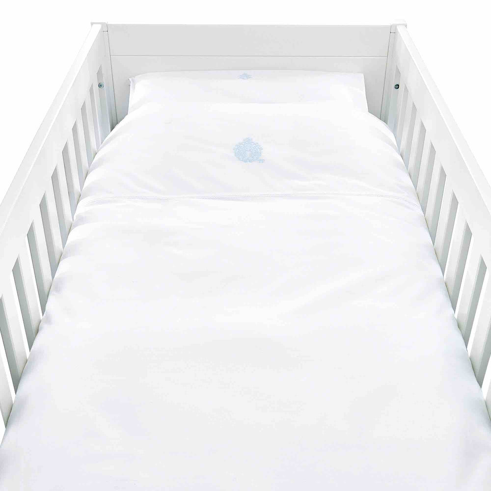 Theophile & Patachou Cot Bed Duvet Cover - Royal Blue