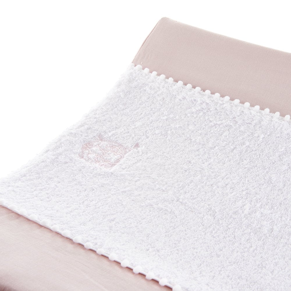 EX DISPLAY Theophile & Patachou Changing Mat - Blush Pink