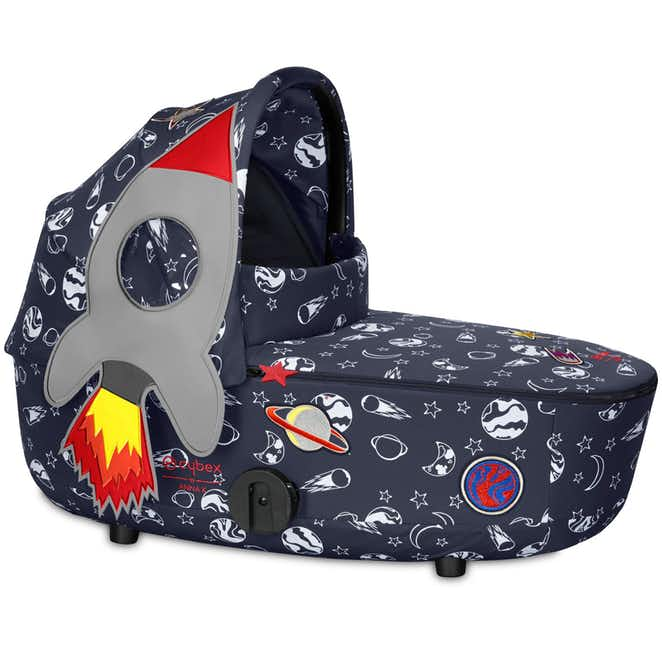 Cybex By Anna K Mios Lux Carrycot - Space Rocket