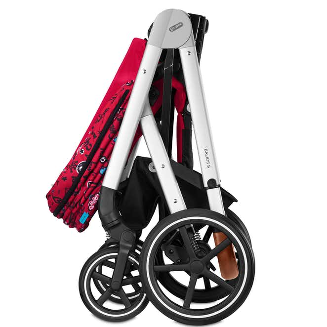 Cybex Balios S Stroller - Values For Life - Love