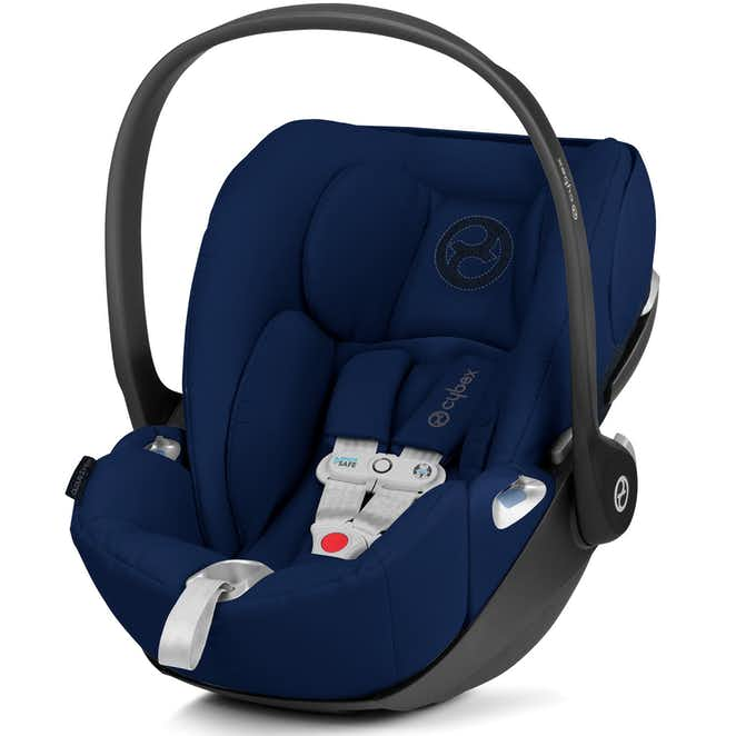 Cybex Cloud Z i-Size Car Seat with SensorSafe - Midnight Blue
