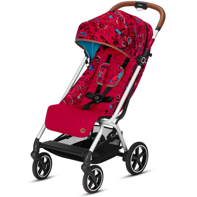 Cybex Eezy S+ Stroller - Values For Life - Love