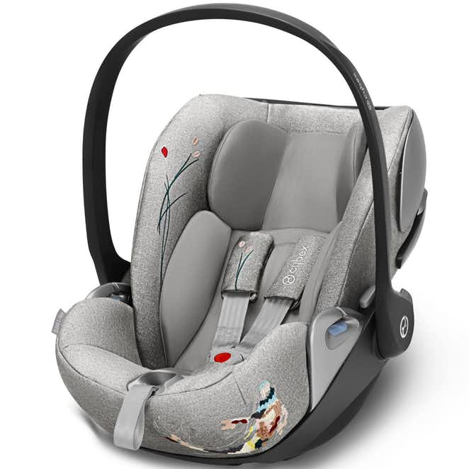 Cybex Cloud Q Group 0+ Car Seat - Fashion Edition Koi