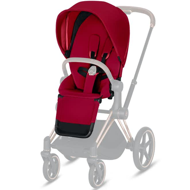 Cybex Priam Seat Pack (2019) - True Red