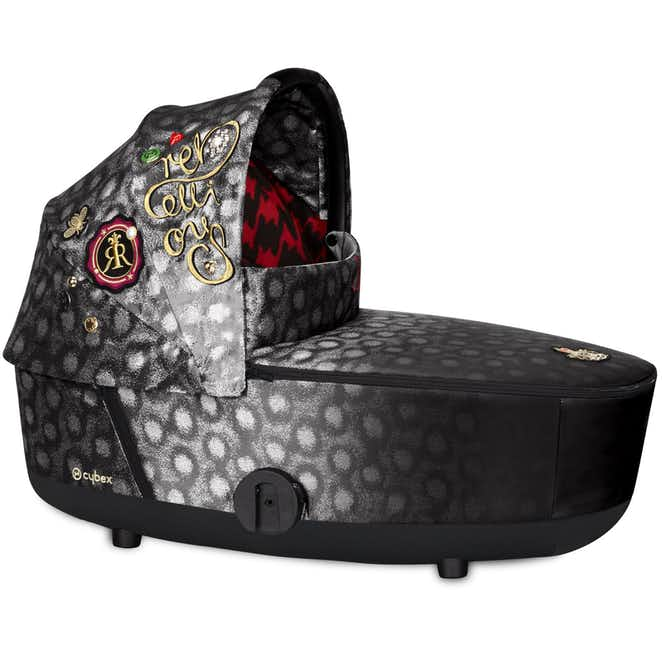 Cybex Mios Lux Carrycot - Fashion Edition Rebellious