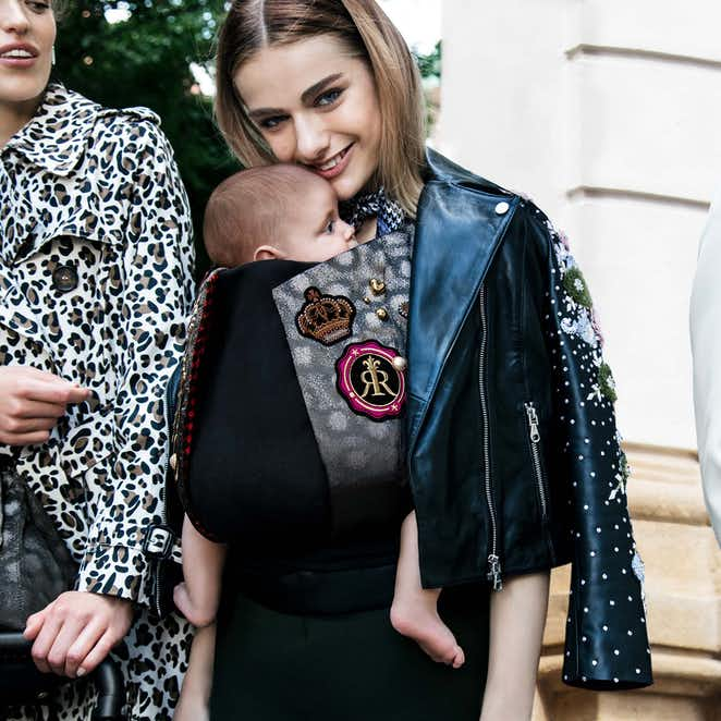 Cybex Yema Tie Baby Carrier - Fashion Edition Rebellious