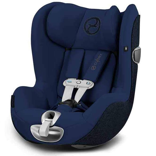 Cybex Sirona Z i-Size With SensorSafe - Midnight Blue