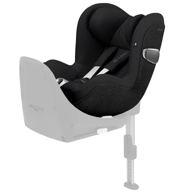 Cybex Sirona Z i-Size Plus with SensorSafe - Stardust Black