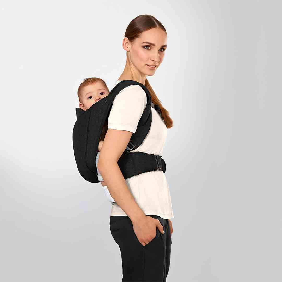 Cybex Yema Click Baby Carrier - Stardust Black