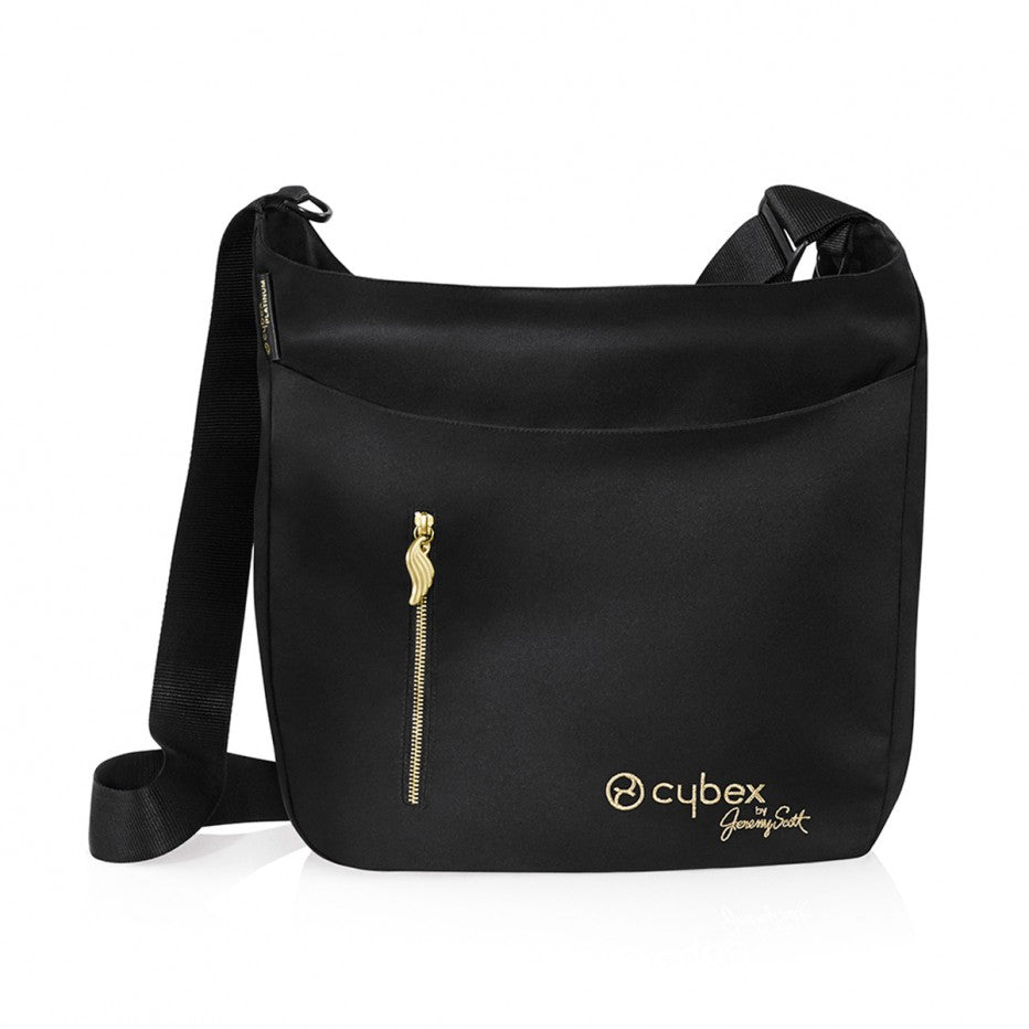 Cybex Jeremy Scott Gold Wings Changing Bag
