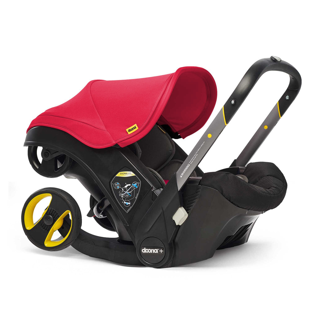 Doona™ Infant Car Seat - Flame Red