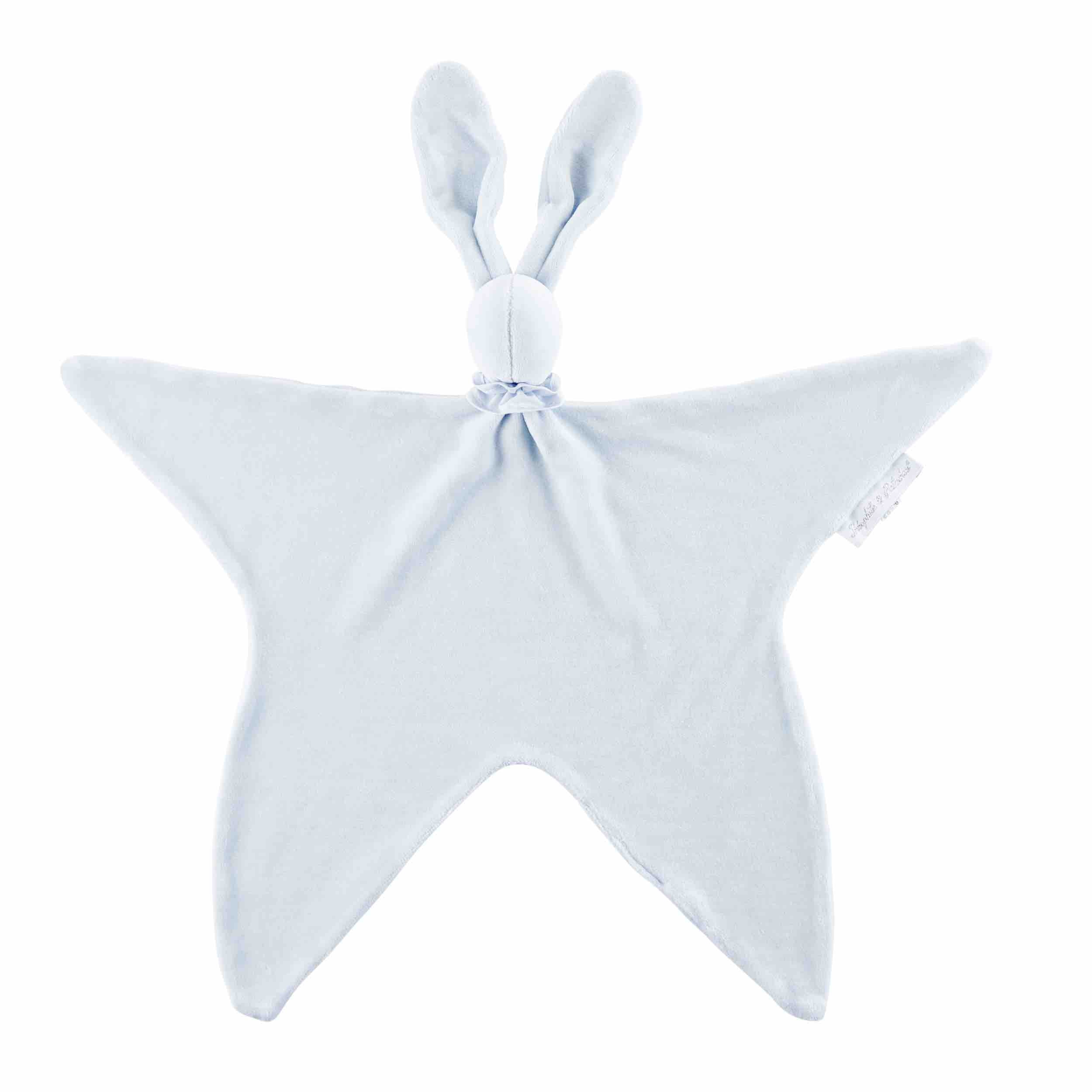 Theophile & Patachou Doudou Soft Rabbit - Royal Blue