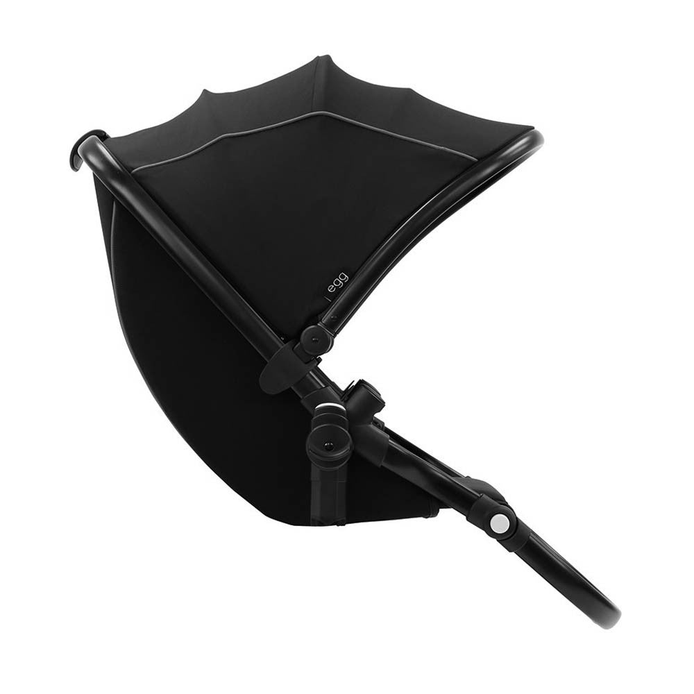 Egg Tandem Seat - Shadow Black