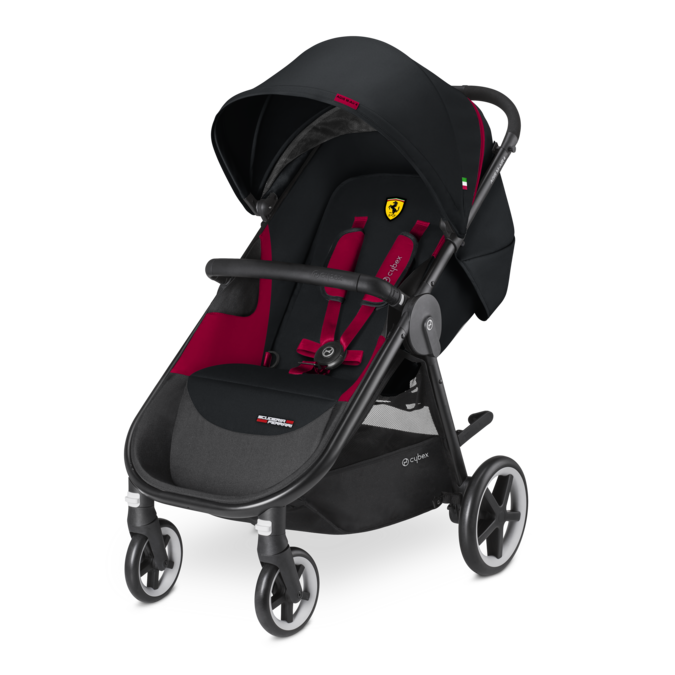 Cybex For Scuderia Ferrari Agis M-Air 4