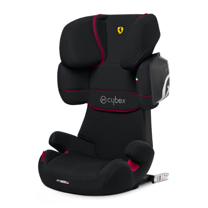 Cybex For Scuderia Ferrari Solution X2-Fix Car Seat