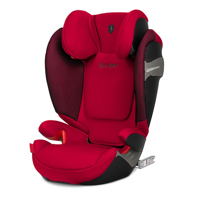 Cybex For Scuderia Ferrari Solution S-Fix Car Seat