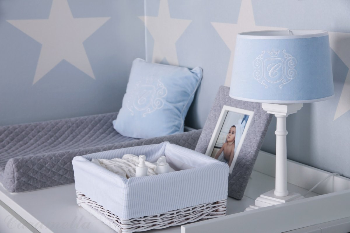Caramella Quilted Cambridge Baby Changing Station