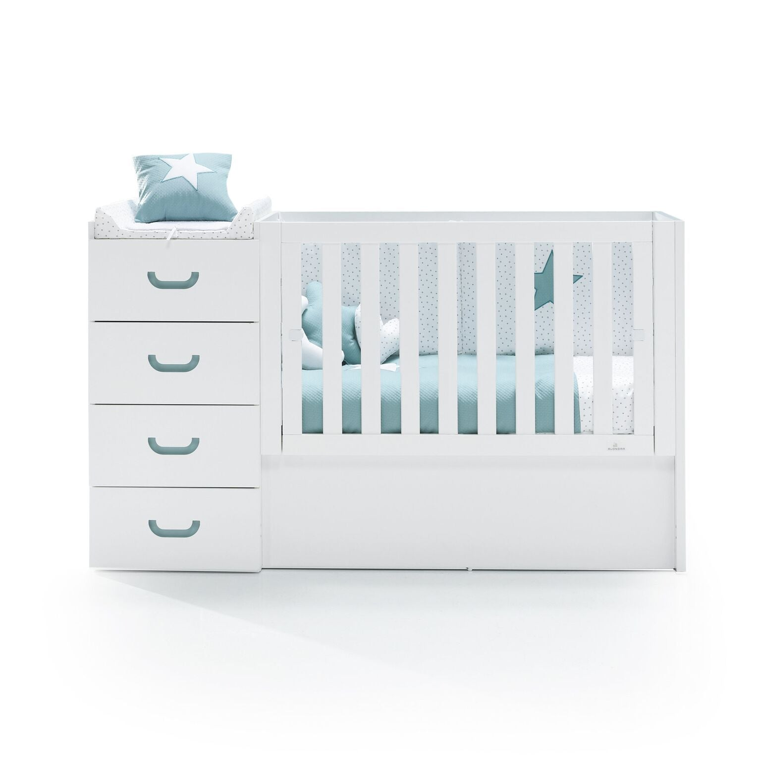 Alondra Convertible Crib Just Joy - Mare