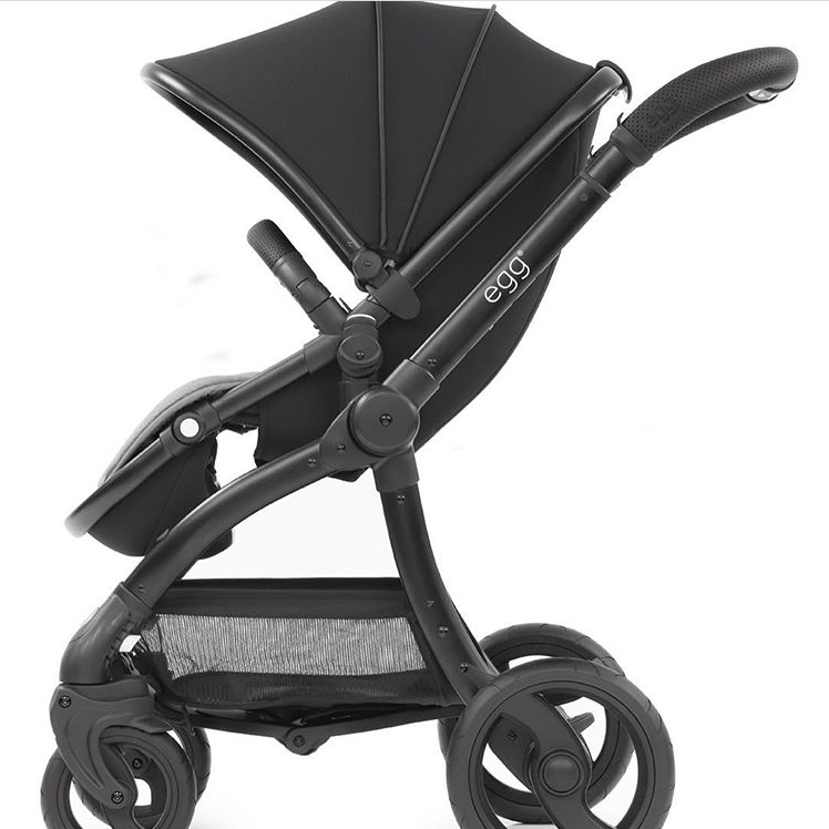 Egg Stroller - Special Edition Just Black 2019