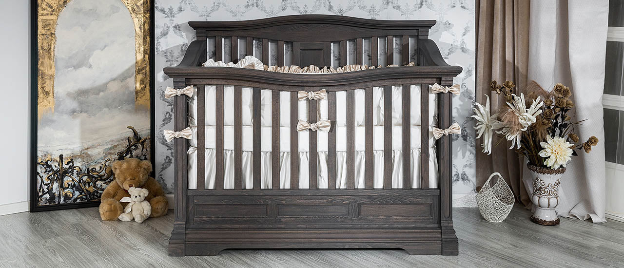 Romina Imperio 3 Piece Cot Bed Set