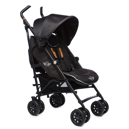Easywalker Mini Buggy - Special Edition Jet Set Black
