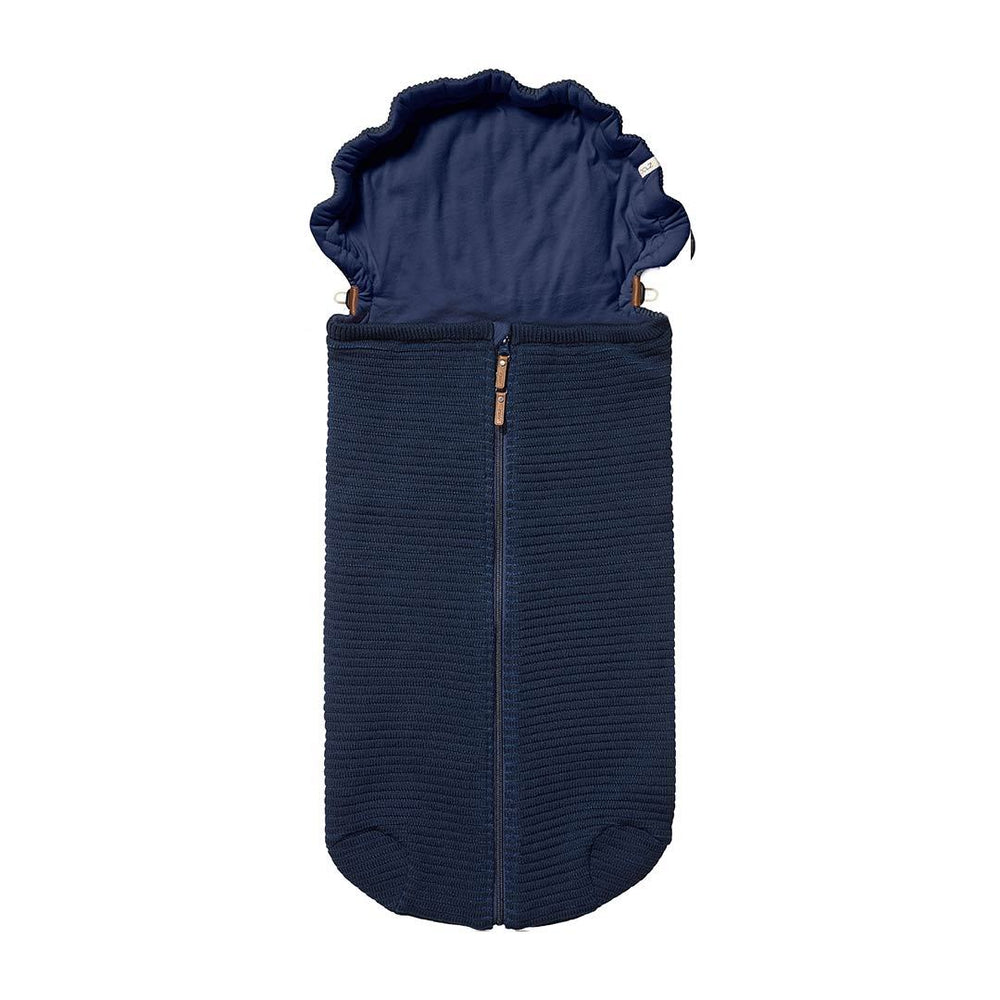 Joolz Essentials Ribbed Nest - Blue
